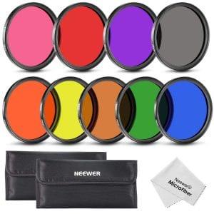 Neewer 58MM Filter Set
