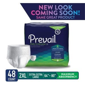 Prevail Maximum Absorbency Incontinence Underwear