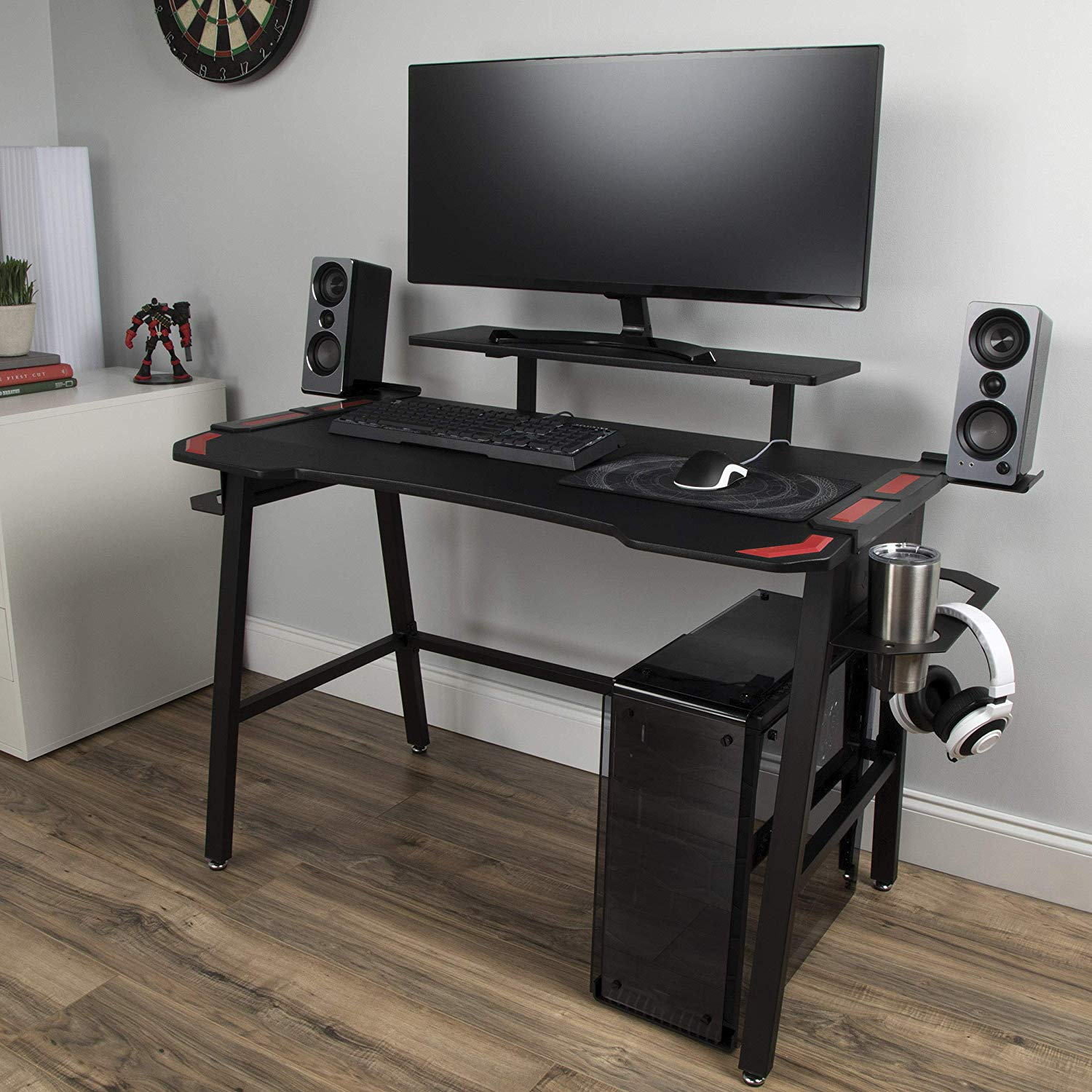RESPAWN 1010 Gaming Computer Desk