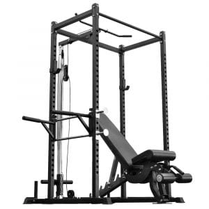Rep Power Rack – PR-1000 – Dual Pullup Bars