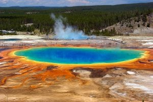 Yellowstone National Park-USA