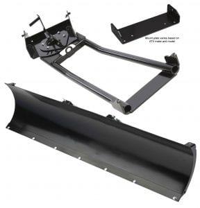50 inch DENALI ATV Snow Plow Kit