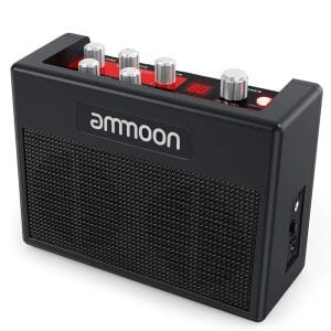 Ammoon Guitar Portable Electric Amplifier