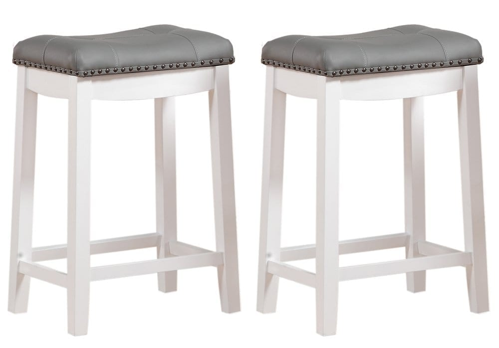 Angel Line 43418-21 Cambridge bar stools-(Set of 2)