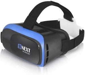 BNext Virtual Reality Headset for iPhone & Android