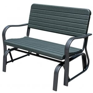 Best Choice Products 2-Person Outdoor Glide Bench Seat