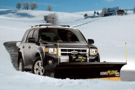 Best Snow Plow for Truck