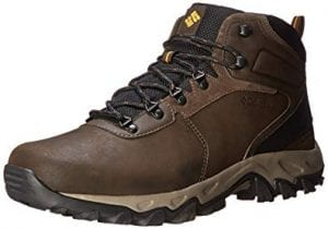 Columbia Newton Ridge Plus II Waterproof Mens Hiking Boots
