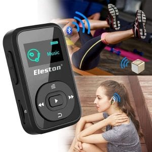 Eleston Compact & Portable Bluetooth MP3:MP4 Player