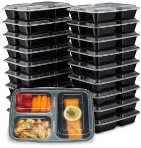 Ez Prepa Meal Containers