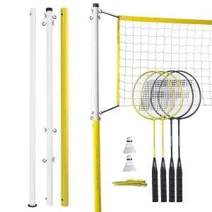 Franklin Sports Family Badminton Set