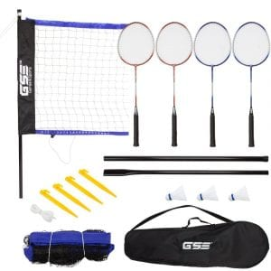GSE Games & Sports Expert Volleyball Set