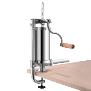 Goplus stainless steel vertical Sausage Stuffer/Maker/Filler