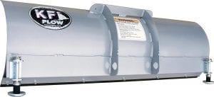 KFI Products 105060 Pro-S Silver 60 ATV:UTV Straight Blade