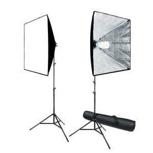 LimoStudio 700W Photography Softbox lighting kit