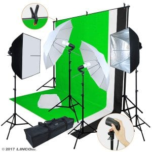 Linco Lincostore AM169 Photo studio light kit