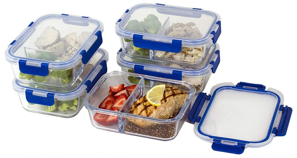 Misc Home Glass Food Containers