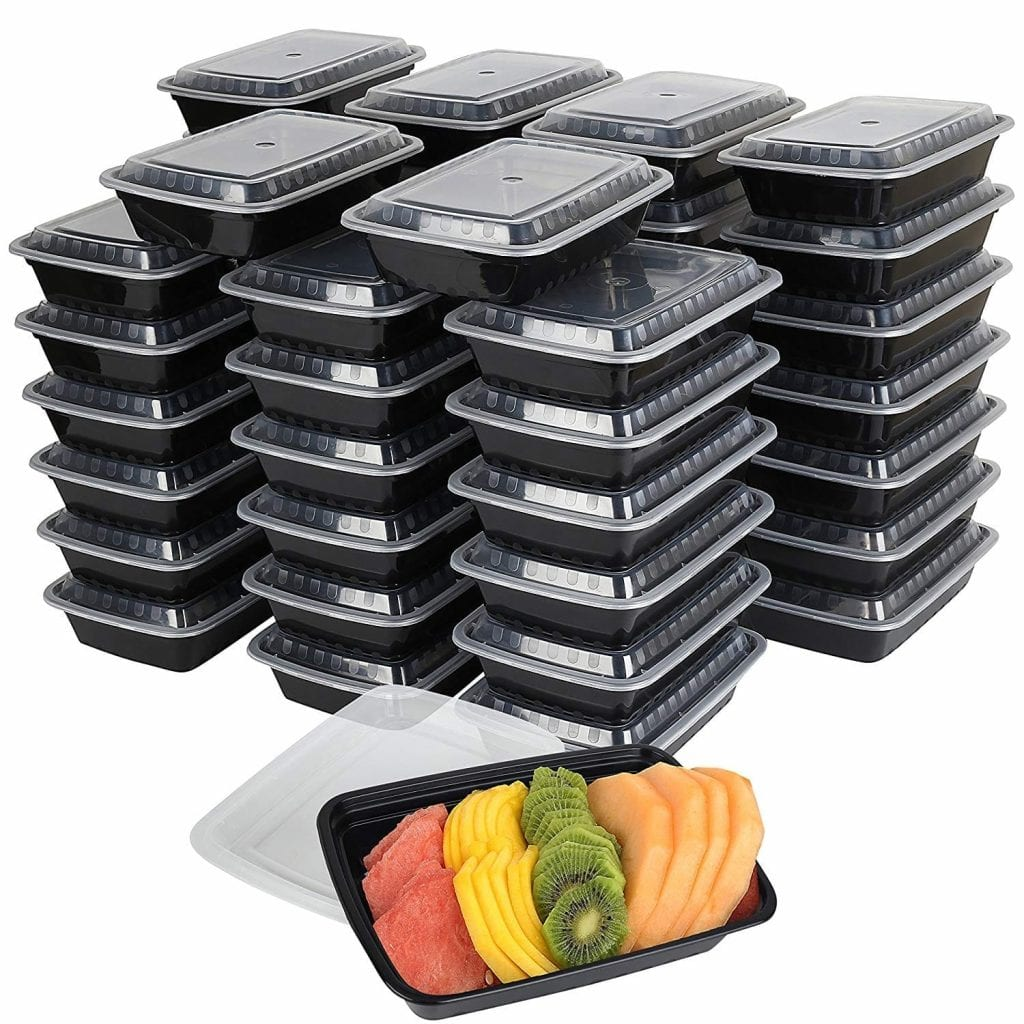 PROMOZE Meal Prep Containers