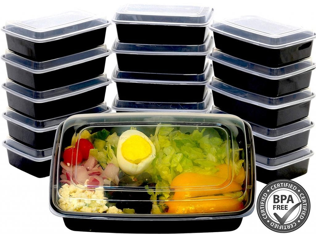 Simple Houseware Meal Prep Container