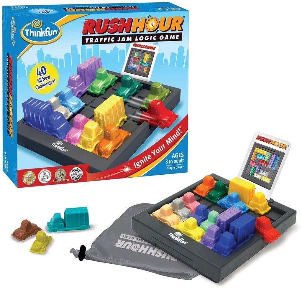 ThinkFun Logic Game