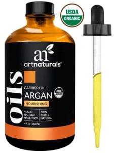 ArtNaturals Organic Moroccan Argan Oil – (4 Fl Oz)