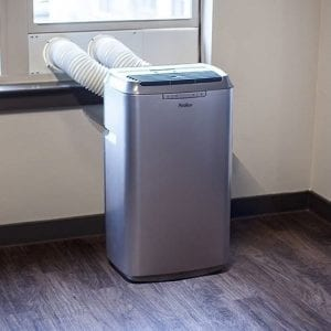 Avallon APAC120S dual hose portable air conditioner