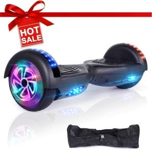 EPCTEK Hoverboard, Two Wheel Self Balancing Electric Scooter