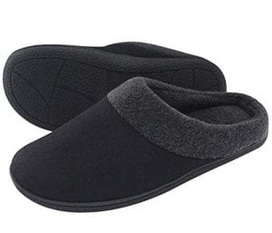 ff6d19f3a0040e Top 10 Best Men s Slippers House Shoes in 2019 - Buyer s Guide