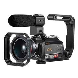ORDRO 4K camcorder