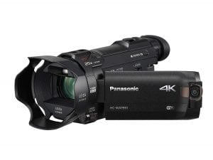 Panasonic HC-WXF991K 4K Cinema-like Camcorder