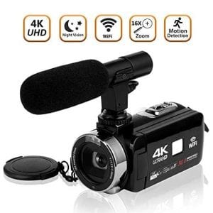 Seree video camera camcorder