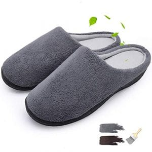 YOUKADA Mens House Slippers