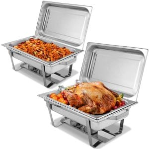 Giantex 2 Packs Chafing Dish