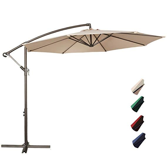 RUBEDER Offset Umbrella