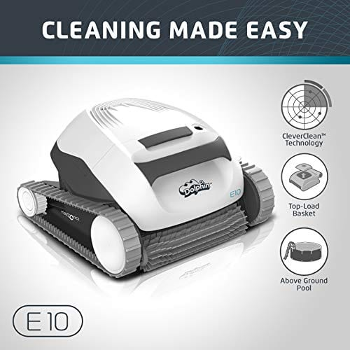 Dolphin Easy Cleaning Robotic Automatic Pool Cleaners