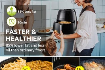 Electric Air Fryers