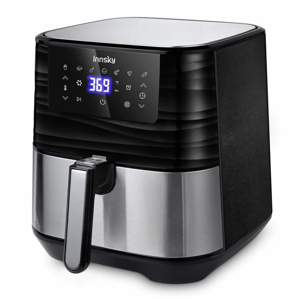 Innsky XL 5.8QT 1700W Electric Air Fryer