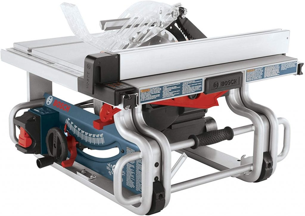 Bosch Jobsite Table Saw