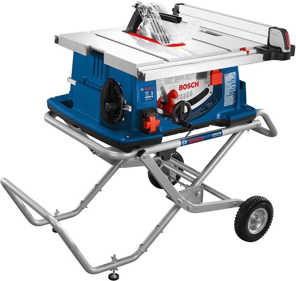 Bosch Power 4100-10 Table saw