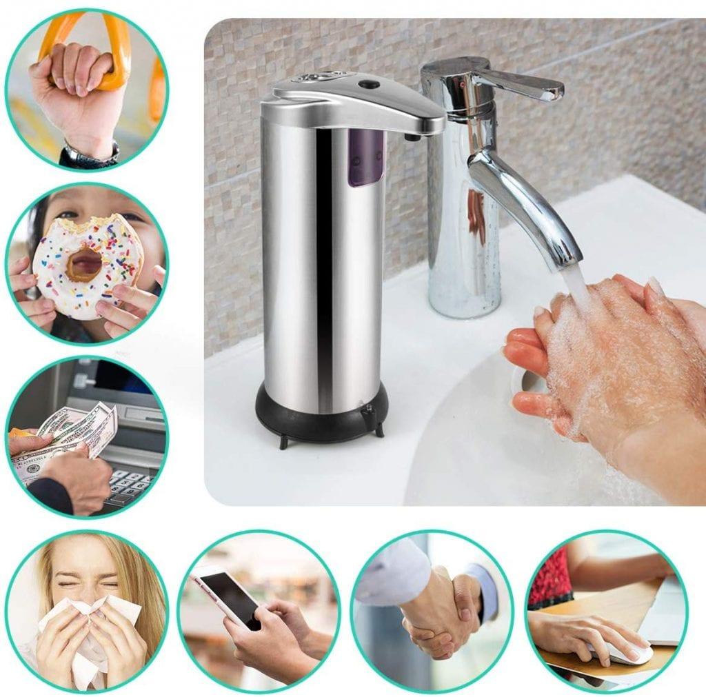 Cakie Soap Dispenser
