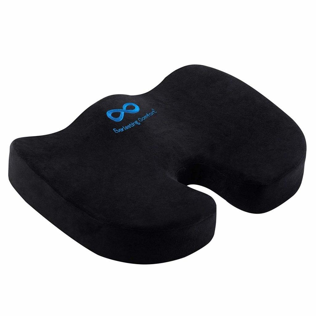 Evarlasting Comfort Memory Foam Seat Cushion