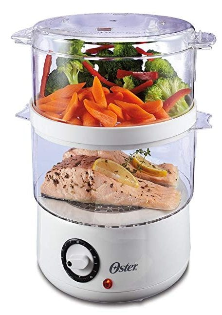 Double Tiered Food Steamer by Oster