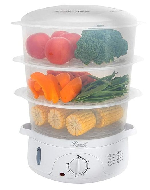 Electric Food Steamer 9.5 Quart by Rosewill