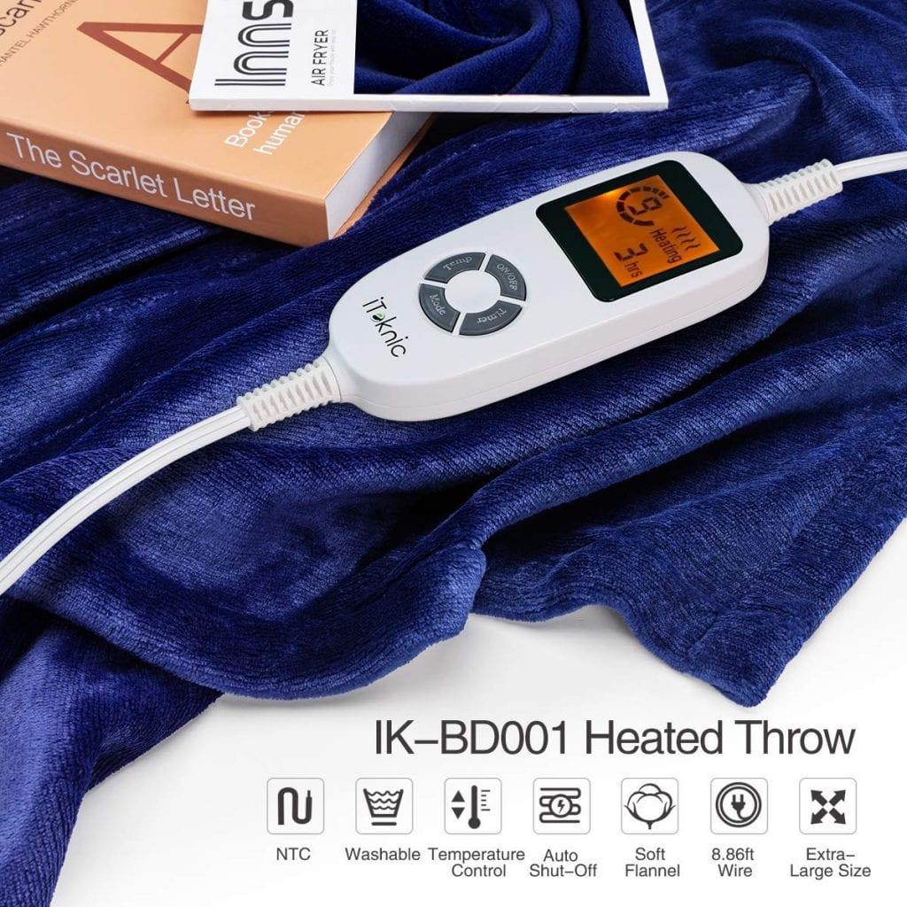 iTeknic Electric Blanket