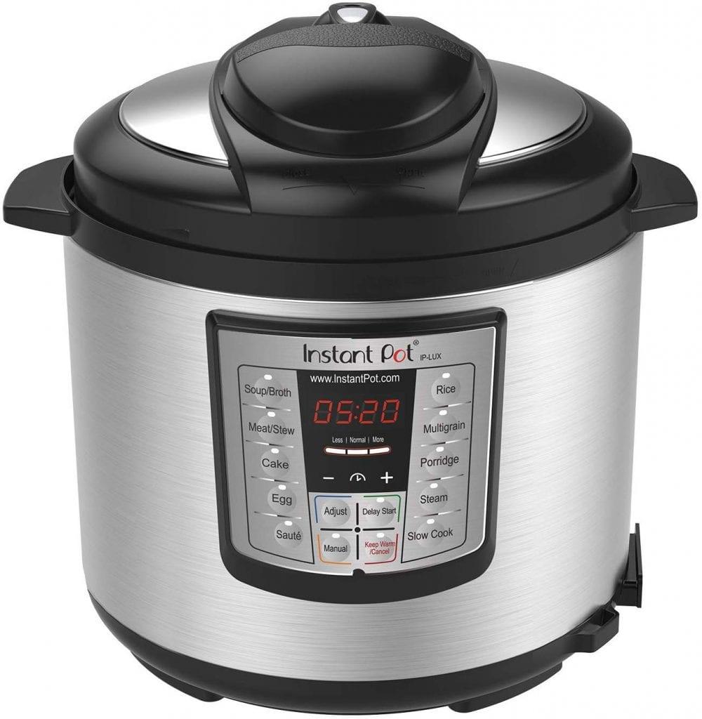 Instant Pot LUX60V3 V3 Pressure Cooker