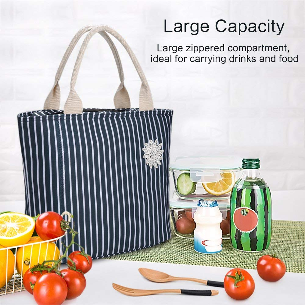 Insulated Lunch Bag by VARANO