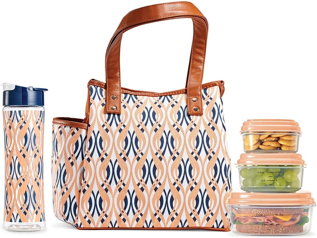 Westerly Insulated Lunch Bag by Fit & Fresh