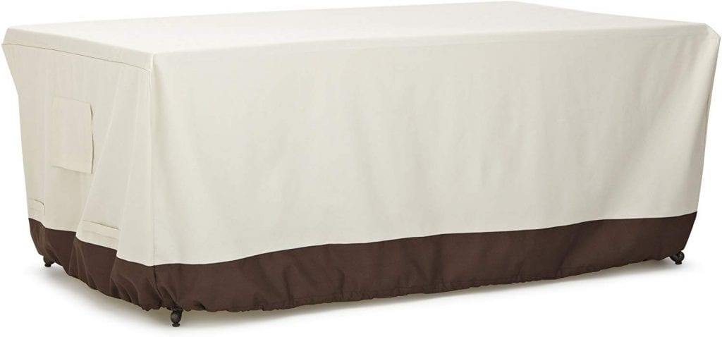 AmazonBasics Dining Table Cover