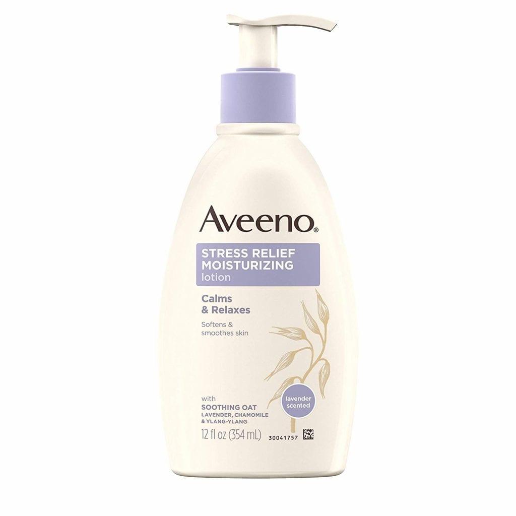 Aveeno Stress Relief Moisturizing Body Lotion