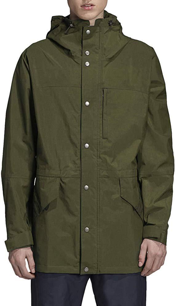 COOFANDY Men's Waterproof Rain Jacket